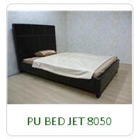 PU BED JET 8050